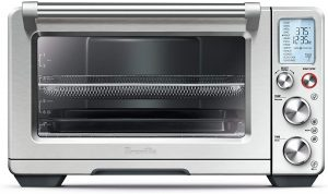 Breville-BOV900BSS-Convection-and-Air-Fry-Smart-Oven-Air,-Brushed-Stainless-Steel